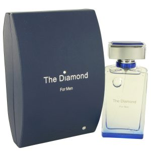 The Diamond by Cindy C. Eau De Parfum Spray 3.4 oz Men