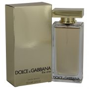 The One by Dolce & Gabbana Eau De Toilette Spray (New Packaging) 3.3 oz Women