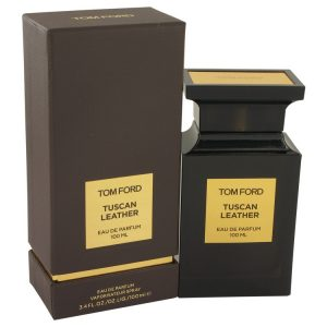 Tuscan Leather by Tom Ford Eau De Parfum Spray 3.4 oz Men