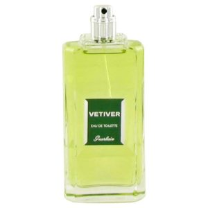 VETIVER GUERLAIN by Guerlain Eau De Toilette Spray (Tester) 3.4 oz Men