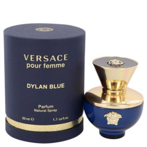 Versace Pour Femme Dylan Blue by Versace Eau De Parfum Spray 1.7 oz Women