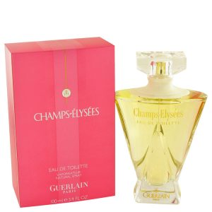 CHAMPS ELYSEES by Guerlain Eau De Toilette Spray 3.4 oz Women