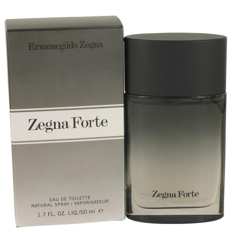 Zegna Forte by Ermenegildo Zegna Eau De Toilette Spray 1.7 oz Men