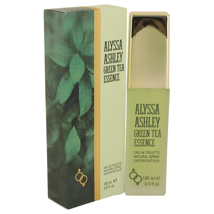 Alyssa Ashley Green Tea Essence by Alyssa Ashley Eau De Toilette Spray 3.4 oz Women