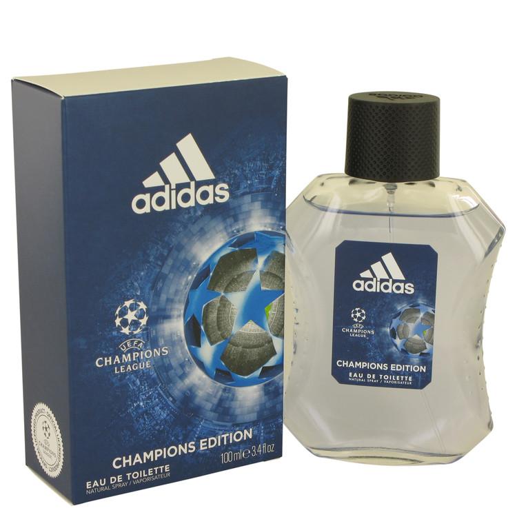 Adidas Uefa Champion League by Adidas Eau DE Toilette Spray 3.4 oz Men