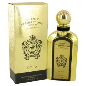 Armaf Derby Club House Gold by Armaf Eau De Parfum Spray 3.4 oz Women