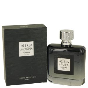 Acqua Di Parisis Venezia by Reyane Tradition Eau De Toilette Spray 3.3 oz Men