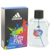 Adidas Team Five by Adidas Eau De Toilette Spray 3.4 oz Men
