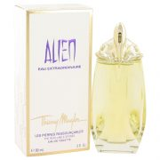 Alien Eau Extraordinaire by Thierry Mugler Eau De Toilette Spray Refillable 3 oz Women