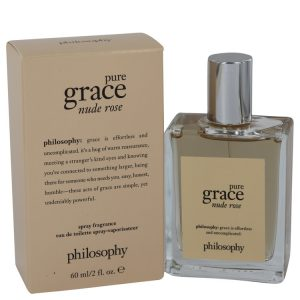 Amazing Grace Nude Rose by Philosophy Eau De Toilette Spray 2 oz Women