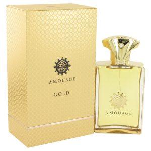 Amouage Gold by Amouage Eau De Parfum Spray 3.4 oz Men