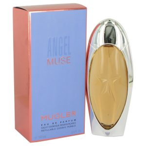 Angel Muse by Thierry Mugler Eau De Parfum Spray Refillable 3.4 oz Women