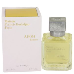 Apom Homme by Maison Francis Kurkdjian Eau De Toilette Spray 2.4 oz Men