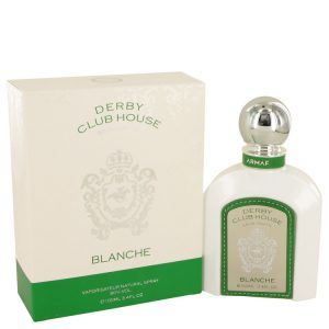 Armaf Derby Blanche White by Armaf Eau De Toilette Spray 3.4 oz Men