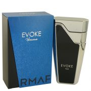 Armaf Evoke Blue by Armaf Eau De Parfum Spray 2.7 oz Men