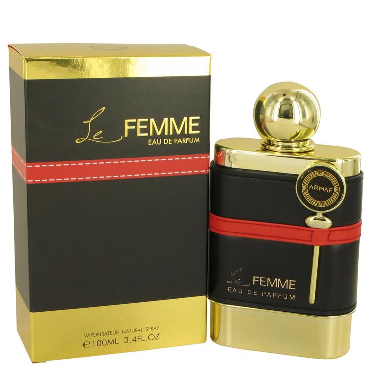Armaf Le Femme by Armaf Eau De Parfum Spray 3.4 oz Women