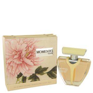 Armaf Momento Fleur by Armaf Eau De Parfum Spray 3.4 oz Women