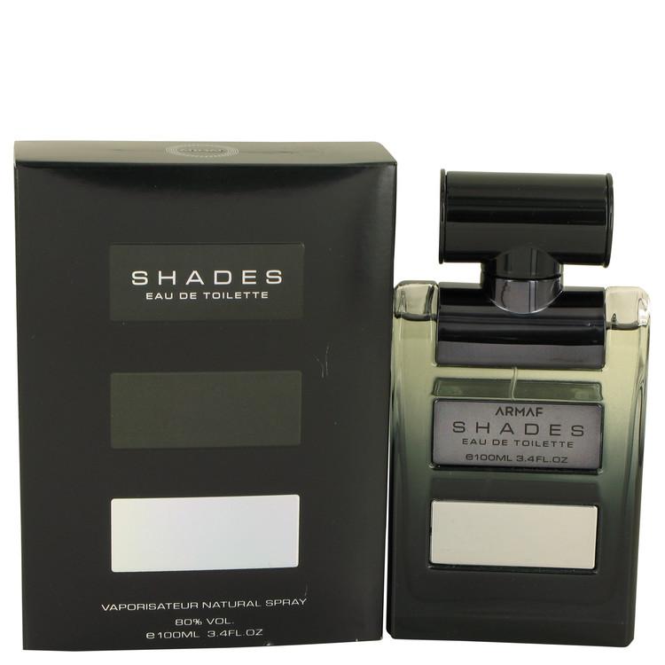 Armaf Shades by Armaf Eau De Toilette Spray 3.4 oz Men