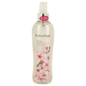 Bodycology Cherry Blossom by Bodycology Fragrance Mist Spray 8 oz Women