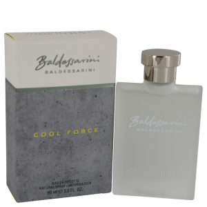 Baldessarini Cool Force by Baldessarini Eau De Toilette Spray 3 oz Men