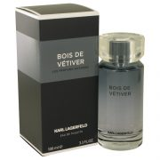Bois De Vetiver by Karl Lagerfeld Eau De Toilette Spray 3.3 oz Men