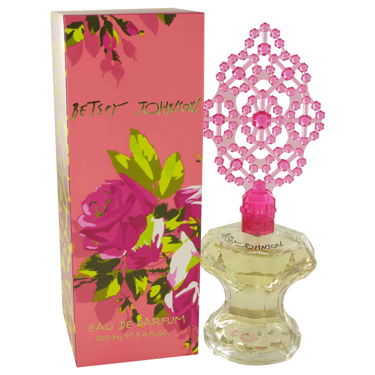 Betsey Johnson by Betsey Johnson Eau De Parfum Spray 3.4 oz Women