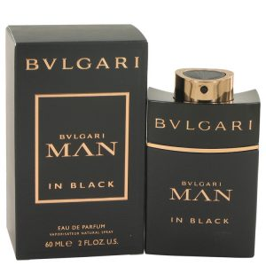 Bvlgari Man In Black by Bvlgari Eau De Parfum Spray 2 oz Men