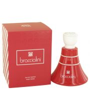 Braccialini Red by Braccialini Eau De Parfum Spray 3.4 oz Women