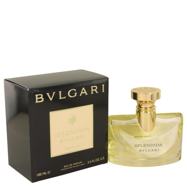 Bvlgari Splendida Iris D'or by Bvlgari