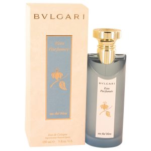 Bvlgari Eau Parfumee Au The Bleu by Bvlgari Eau De Cologne Spray (Unisex) 5 oz Women
