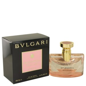 Bvlgari Splendida Rose by Bvlgari Eau De Parfum Spray 3.4 oz Women