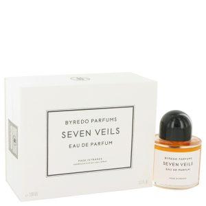 Byredo Seven Veils by Byredo Eau De Parfum Spray (Unisex) 3.4 oz Women