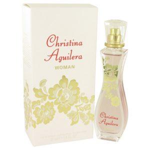 Christina Aguilera Woman by Christina Aguilera Eau De Parfum Spray 1.6 oz Women