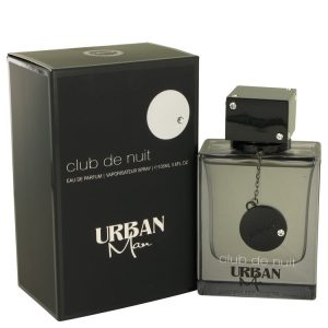 Club De Nuit Urban Man by Armaf Eau De Parfum Spray 3.4 oz Men