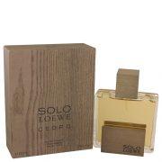 Solo Loewe Cedro by Loewe Eau De Toilette Spray 3.4 oz Men