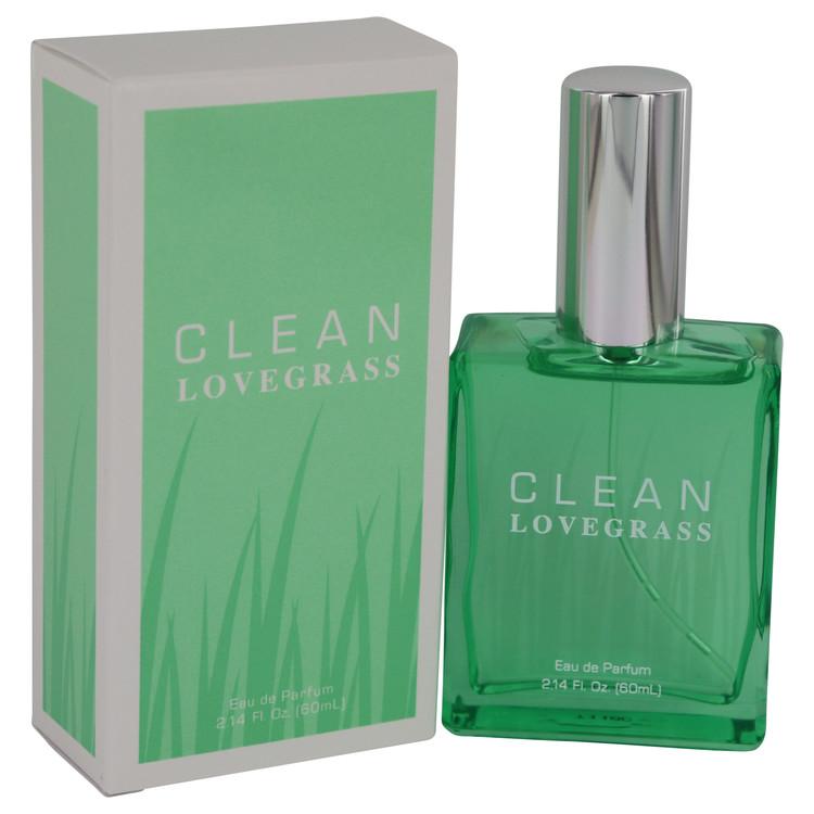 Clean Lovegrass by Clean Eau De Parfum Spray 2.14 oz Women