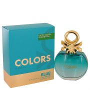 Colors Blue by Benetton Eau De Toilette Spray 2.7 oz Women