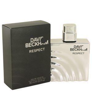 David Beckham Respect by David Beckham Eau De Toilette Spray 3 oz Men