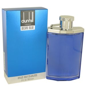 Desire Blue by Alfred Dunhill Eau De Toilette Spray 5 oz Men