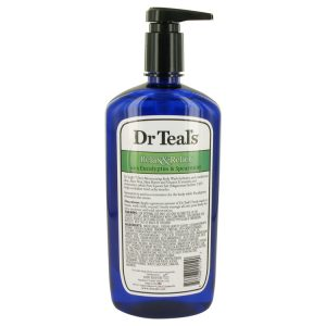 Dr Teal's Body Wash With Pure Epsom Salt by Dr Teal's Body Wash with pure epsom salt with eucalyptus & Spearmint 24 oz Women