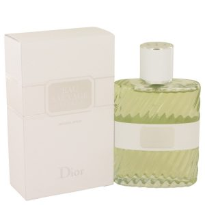 Eau Sauvage Cologne by Christian Dior Cologne Spray 3.4 oz Men