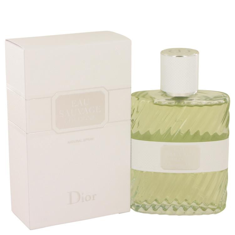Eau Sauvage Cologne by Christian Dior Cologne Spray 3.4 oz Men