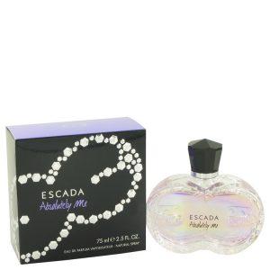 Escada Absolutely Me by Escada Eau De Parfum Spray 2.5 oz Women