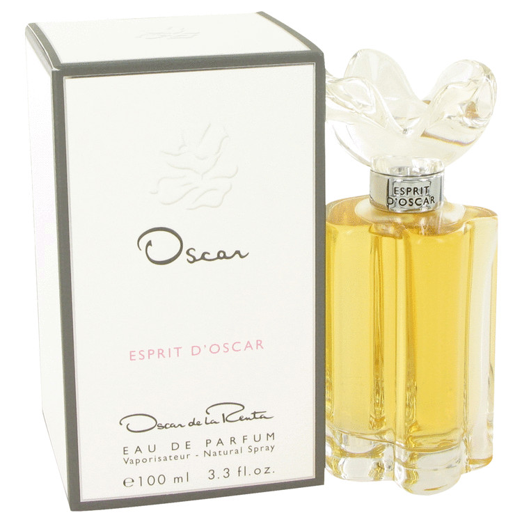Esprit d'Oscar by Oscar De La Renta Eau De Parfum Spray 3.4 oz Women