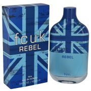 FCUK Rebel by French Connection Eau De Toilette Spray 3.4 oz Men