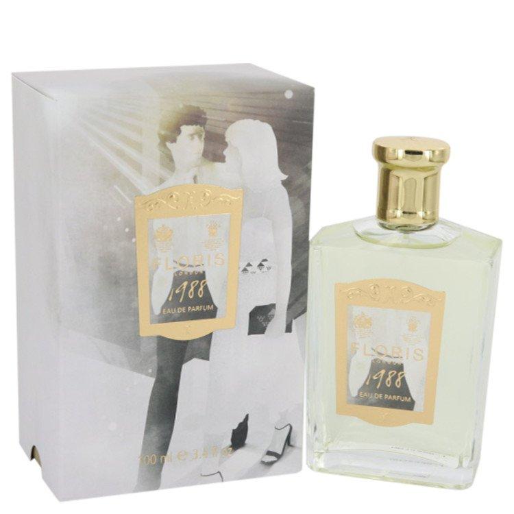 Floris 1988 by Floris Eau De Parfum Spray 3.4 oz Women
