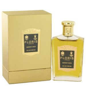 Floris Honey Oud by Floris Eau De Parfum Spray 3.4 oz Women