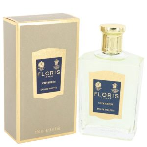 Floris Chypress by Floris Eau De Toilette Spray 3.4 oz Women