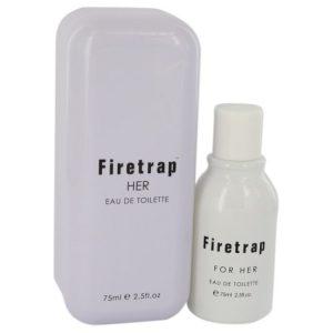 Firetrap by Firetrap Eau De Toilette Spray 2.5 oz Women