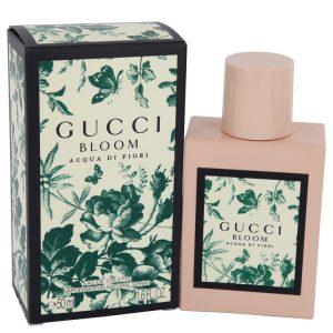 Gucci Bloom Acqua Di Fiori by Gucci Eau De Toilette Spray 1.6 oz Women